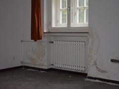 Massiver Feuchteschaden durch defektes Fenster