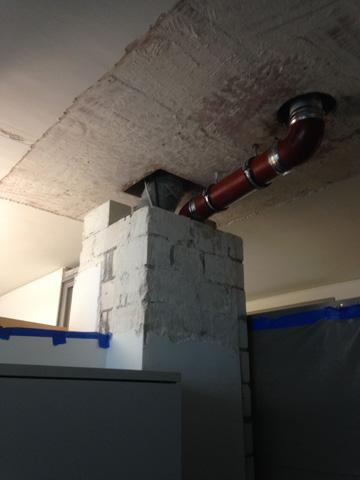 Schimmelbefall verursacht durch Dachundichtigkeit